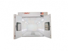 Garmat USA Zephyr Spray Booth available at Cleveland Spray Booth Specialists