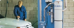 Eurovac Dust Extractors are available at Cleveland Spray Booth Specialists